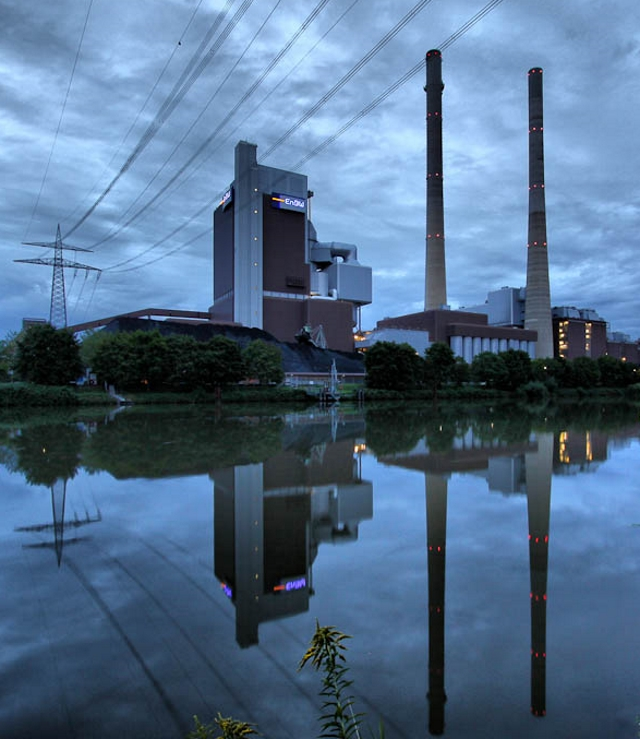 Kohlekraftwerk Heilbronn