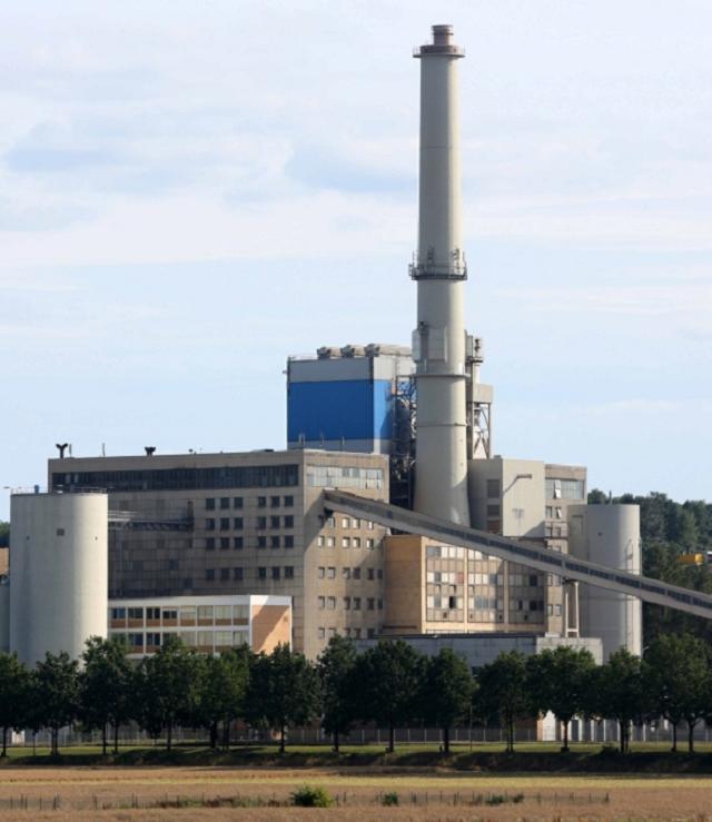 Kohlekraftwerk Kassel