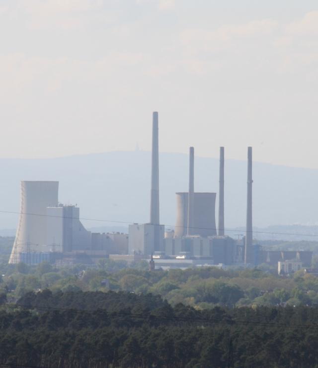 Hanau: Kohlekraftwerk Staudinger