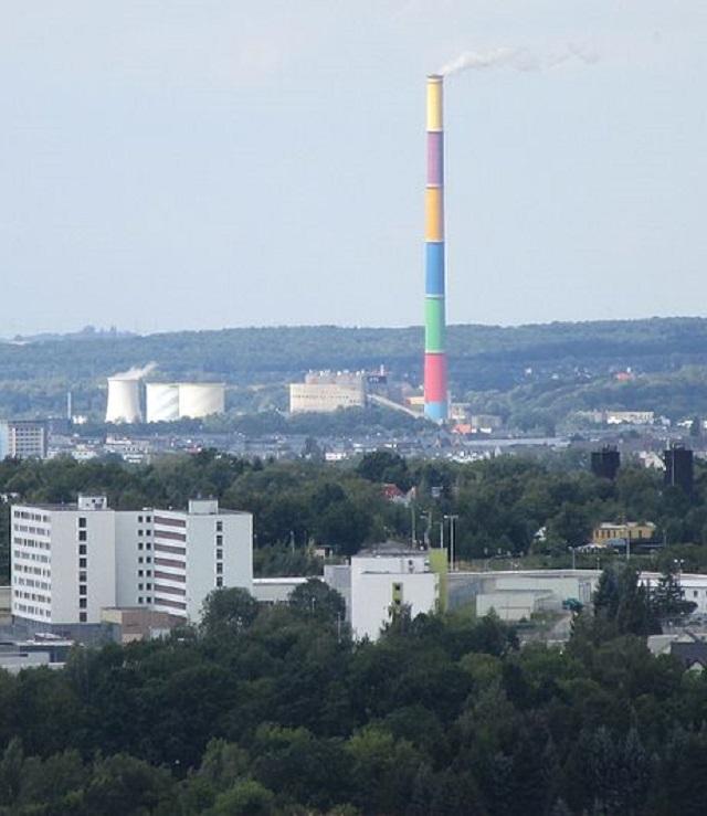 Heizkraftwerk Chemnitz Nord II B+C