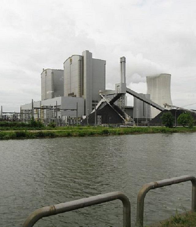Heizkraftwerk Hannover Stöcken