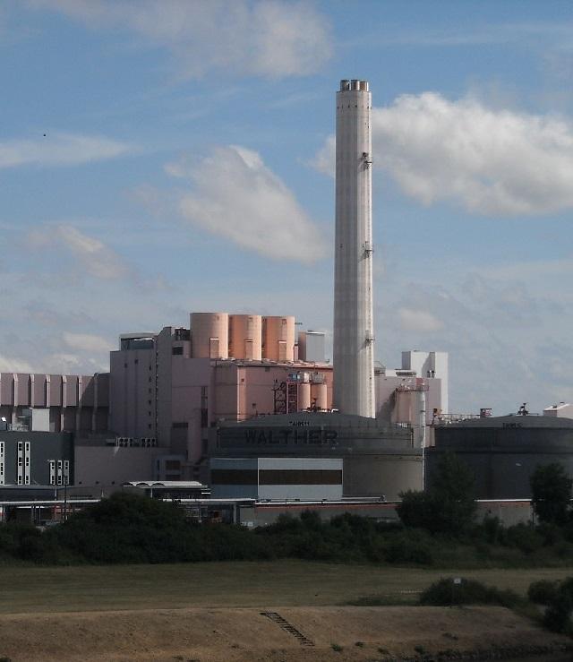 Heizkraftwerk Schweinfurt