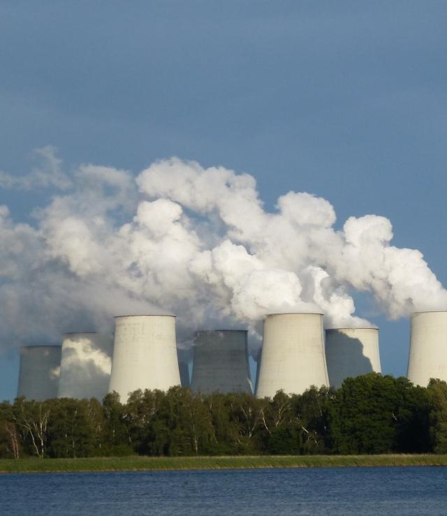 Cottbus: Kohlekraftwerk Jänschwalde