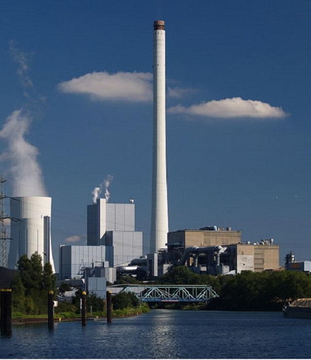 Kohlekraftwerk Herne