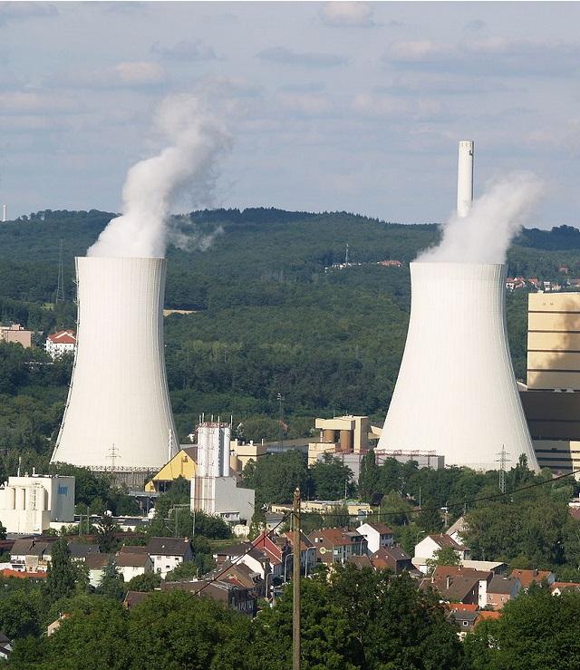 Heizkraftwerk Völklingen-Fenne