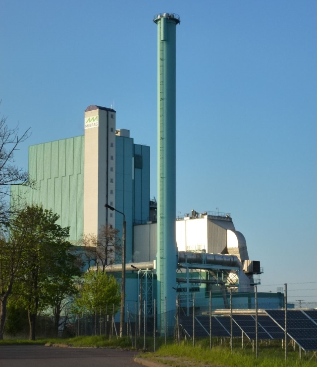 Hohenmölsen: Kohlekraftwerk Wählitz