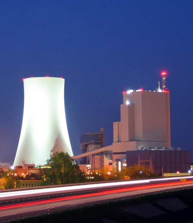 Kohlekraftwerk Rostock