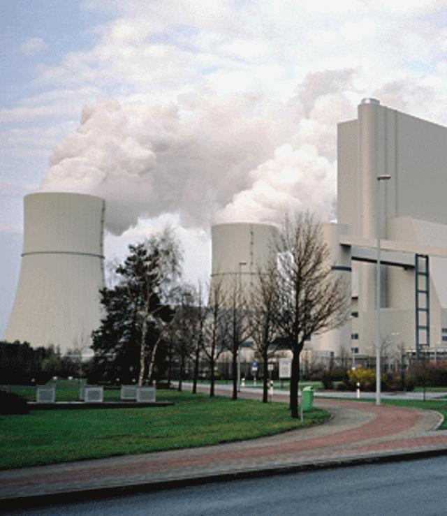 Hoyerswerda: Kohlekraftwerk Schwarze Pumpe