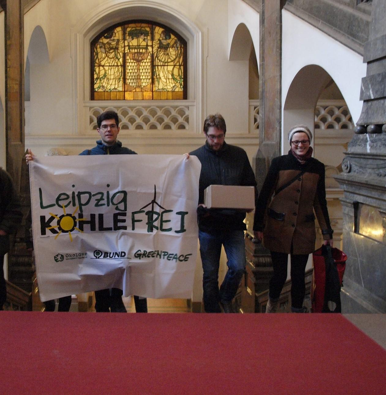 Leipzig kohlefrei