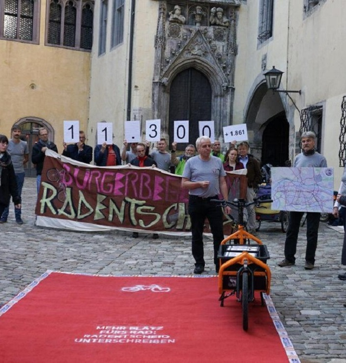 Radentscheid Regensburg