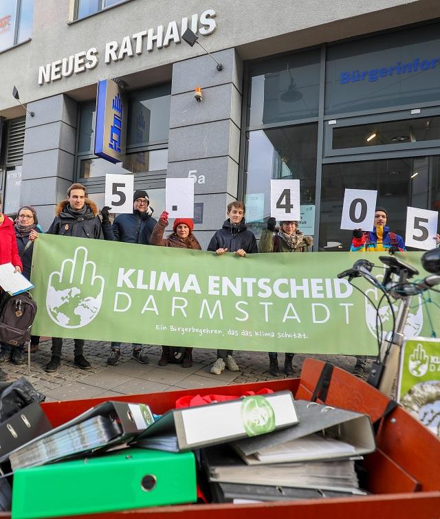 KlimaEntscheid Darmstadt