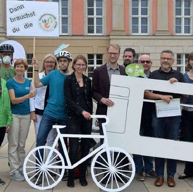 Volksinitiative Verkehrswende Brandenburg