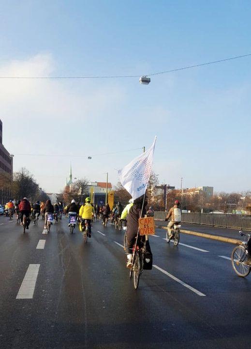 Volksentscheid Berlin autofrei