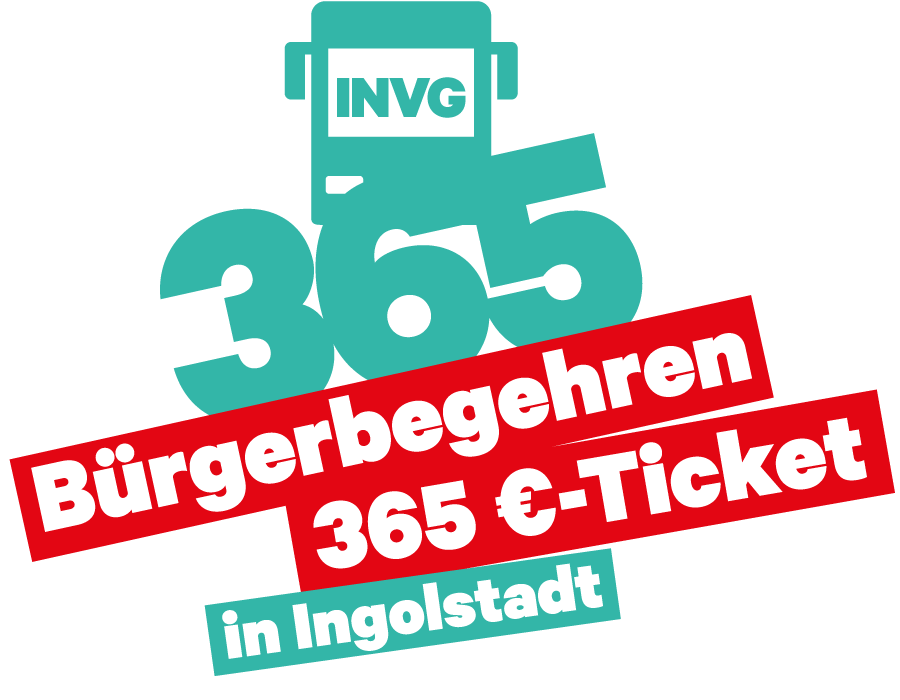 365 Euro Ticket Ingolstadt