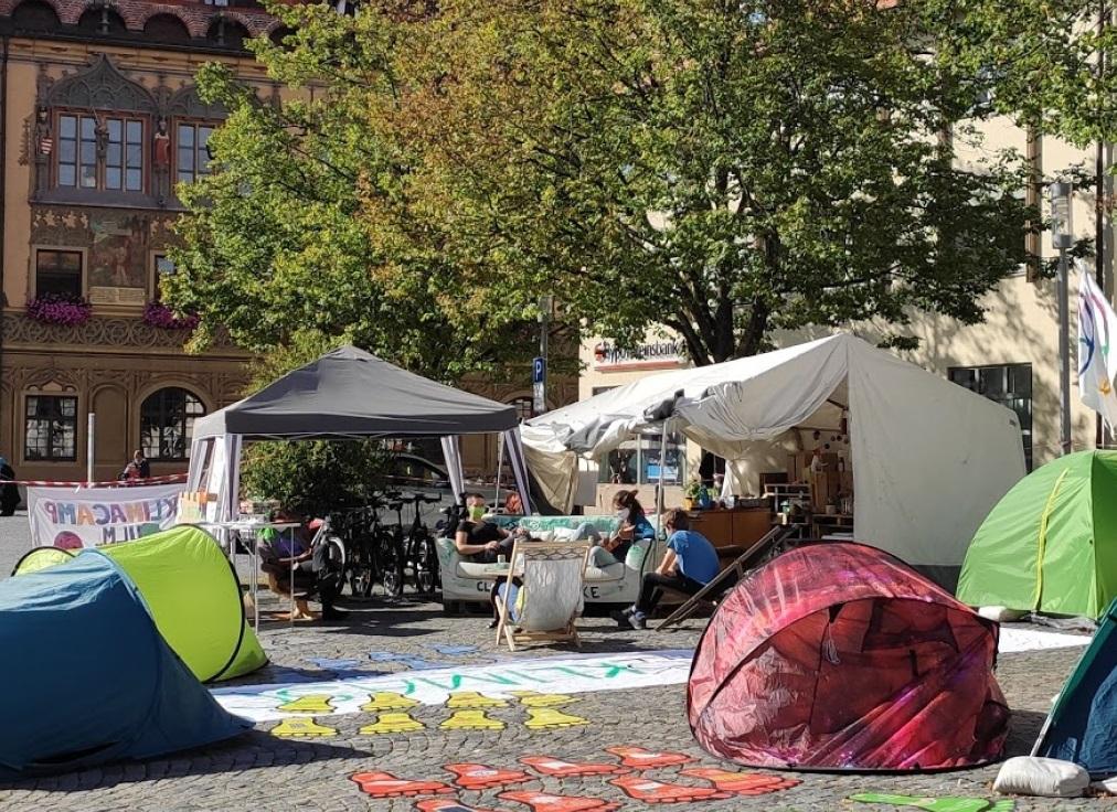 Klimacamp Ulm / Neu-Ulm